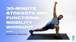 30-Minute Strength and Functional Mobility Workout Inspired by Abby Wambach