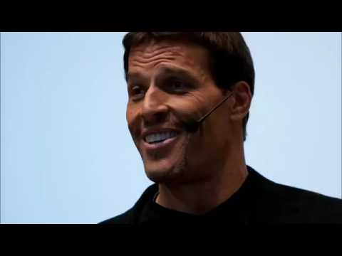 Tony Robbins - How Fear Stops You In Your Tracks