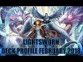 Download Video Download BEST! 40 CARD LIGHTSWORN DECK PROFILE (FEBRUARY 2018) YUGIOH 3GP MP4 FLV