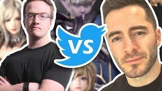 High Stakes Twitter Challenge vs. Mini Ladd (Lineage 2: Revolution)