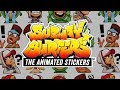 Free For IMessage Subway Surfers The Animated Stickers