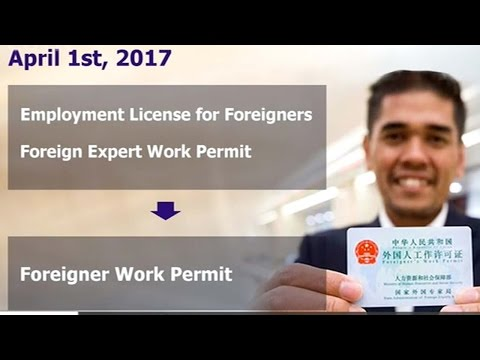 China to revise work visa regulations to attract foreign talent