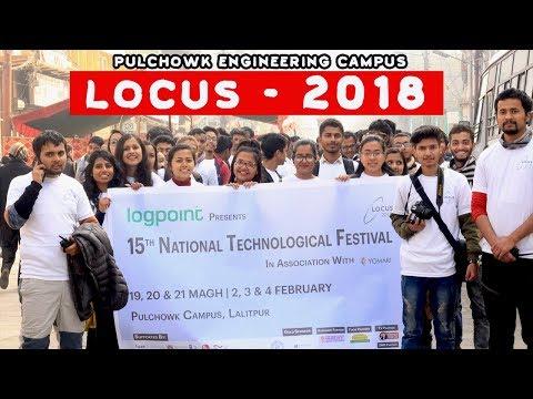 LOCUS - 2018 | PULCHOWK CAMPUS | Tech Debate | Hack a Week | Colleges Nepal
