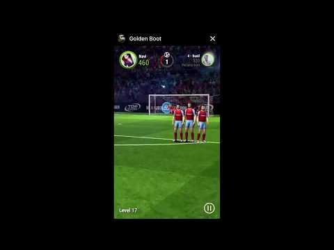Golden Boot Game| Facebook Messenger games| Best multiplayer game|
