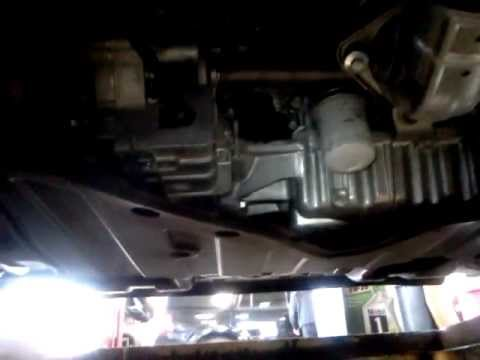 2012 honda accord 2.4 liter oil change