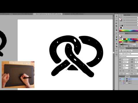 How to Design a Weathered Illustrative Logo Set in Adobe Illustrator
