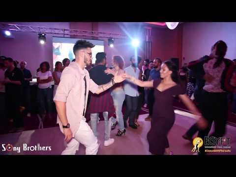Karel Flores & Charlie Social salsa@ Egypt International Dance Congress 2017