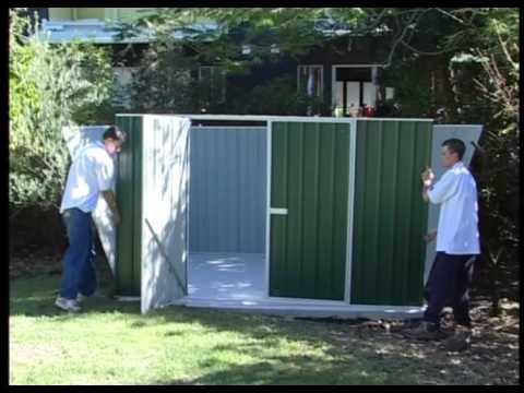 Cheap Sheds - Garden Sheds - Absco Shed Erection