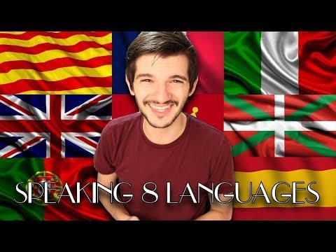 How many languages can I speak? Sub.English, Spanish, Catalan & Italian