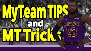 NBA 2K19 - MyTeam - Tips and MT Tricks - City Jersey Sniping 8c5bf3fab