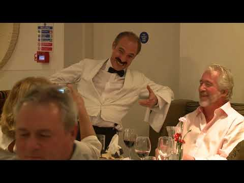 Fawlty Towers Dining Experience Shots Alburgh White Lion