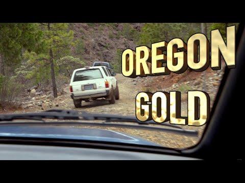 White's Electronics - Oregon Gold