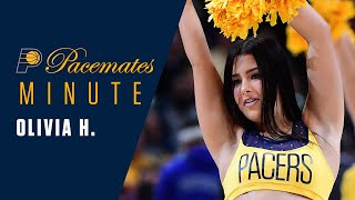 Pacemates Minute Olivia H Get To Know The 2019 20 Indiana Pacemates