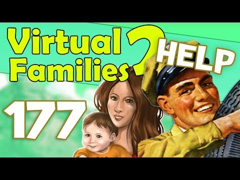 Let's Play Virtual Families 2! | Part 177 | I KILLED THEM?!?