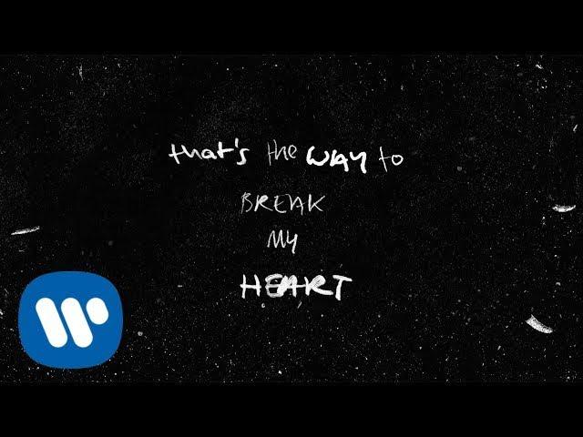 Ed Sheeran - Way To Break My Heart (feat. Skrillex)
