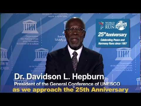 English Subtitles: World Harmony Run 25th Anniversary:Toward 2022 and a Oneness-World