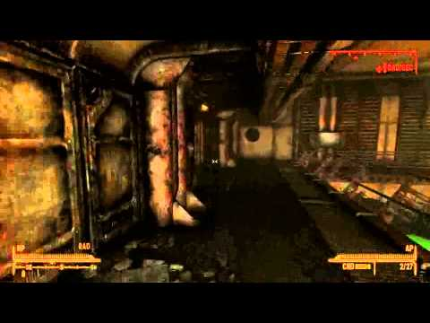 Fallout: New Vegas-Vault 34 Walkthrough-Part 2