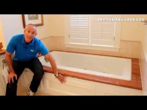 Whirlpool Tub Access Panel