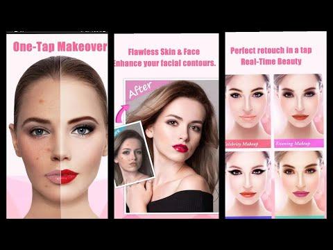 InstaBeauty Makeup app