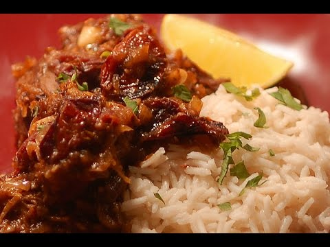 Southern Indian Lamb (or Vegetarian) Curry recipe - Novel Method