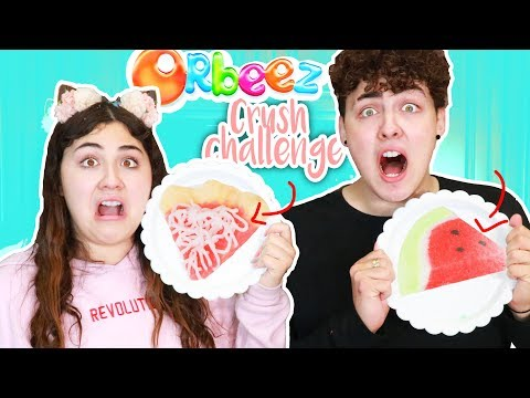 WE'RE NOT GOOD CHEFS ~ CRUSHED ORBEEZ CHALLENGE