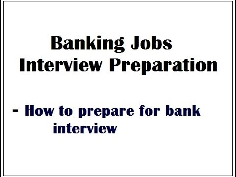 How to prepare for interview-Bank interview questions-IBPS interview preparation