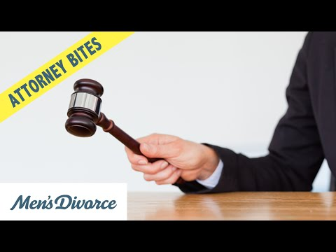 An Overview Of Contempt In Divorce— Attorney Bites