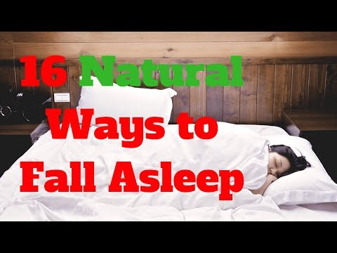 How to Fall Asleep When Not Tired