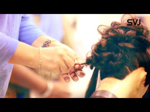 Professional Hair styling courses @ SVJ Academy