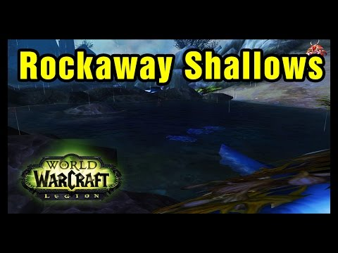 Rockaway Shallows WoW Explore Highmountain