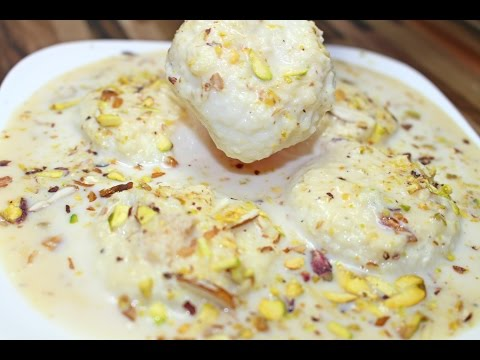 Rasmalai Recipe By Food In 5 Minutes