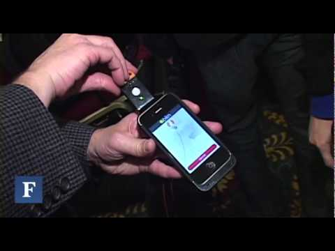 CES: iPhone Finds Lost Keys And Dogs