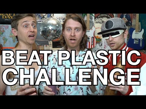 Beat Plastic Pollution. Challenge Accepted.