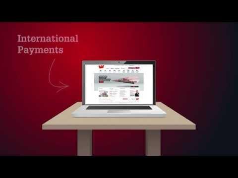 Sending international payments