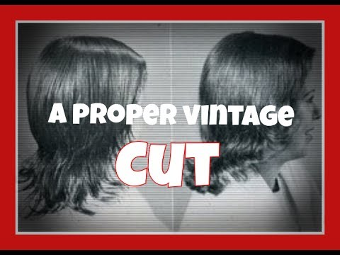 'Making the Cut': Haircuts for Vintage Styles