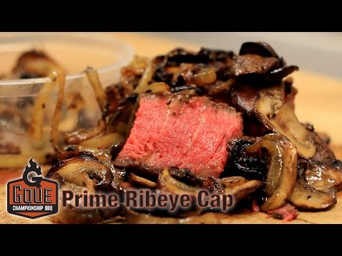 Smoked Prime Ribeye Cap Steak - How to cook a Ribeye Medium Rare