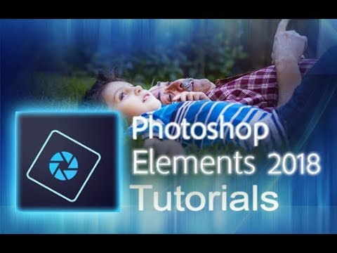 Photoshop Elements 2018 - The Expert Workspace [COMPLETE]
