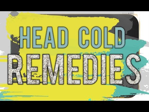 Head Cold Remedies for Singers