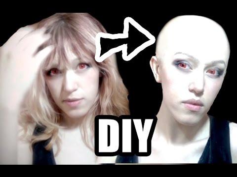 Xxx Mp4 DIY Calva Falsa FÁCIL Bald Cap Grecia Villar 3gp Sex