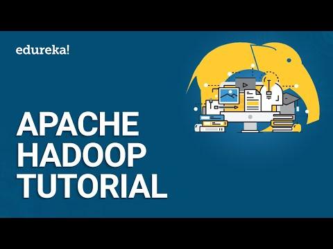 Apache Hadoop Tutorial   Hadoop Tutorial For Beginners   Big Data Hadoop   Hadoop Training   Edureka