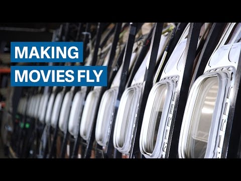 Where Hollywood goes to make its fake planes look real