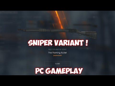 Battlefield 1 - Martini-Henry