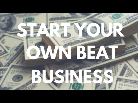 How To Turn Your Beats Into A Profitable Business...