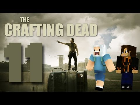 TYPICAL GIRL?! - JOEY AND STACY PLAY THE CRAFTING DEAD (EP.11)