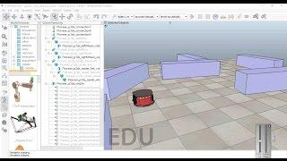 05: Matlab Robot Simulation with V-REP - Part 1 - PakVim net