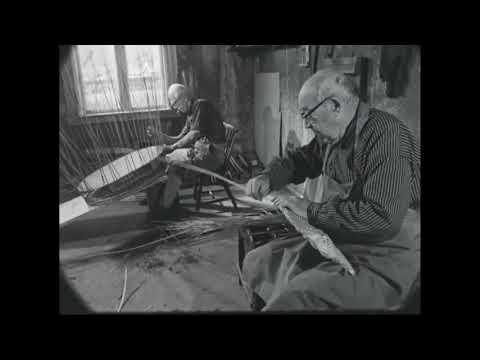 Traditional Crafts Of Norway - Episode 1 - Basket Weaving