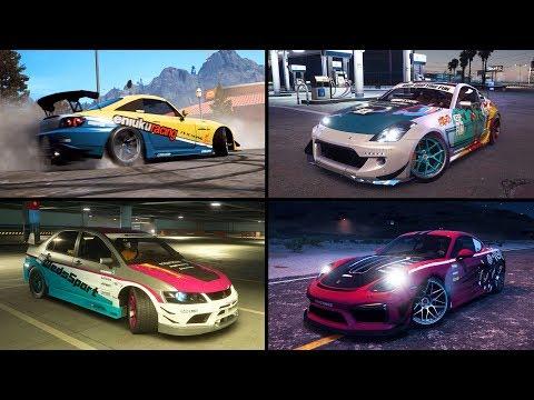 NFS Payback - My Customized Cars