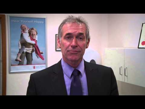 How to deal with hearing loss -  with Dr Hilary Jones