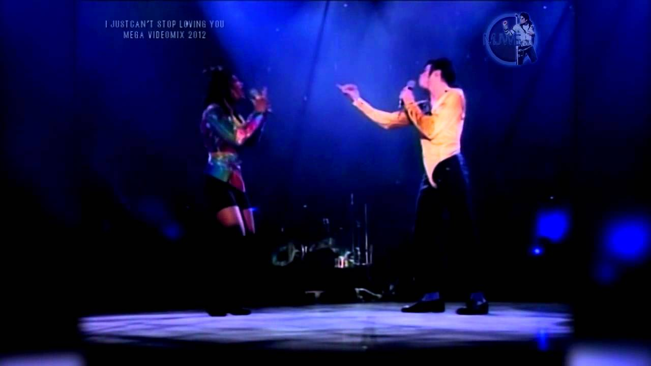 Michael Jackson - I Just Can't Stop Loving YouMix 2012 (HD)
