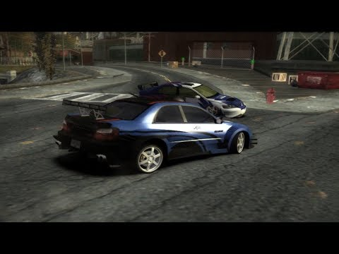 Need for Speed Most Wanted - Style 2: Rival Cars